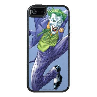 Der Joker springt OtterBox iPhone 5/5s/SE Hülle