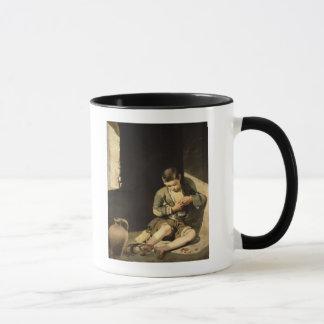 Der junge Bettler, c.1650 Tasse
