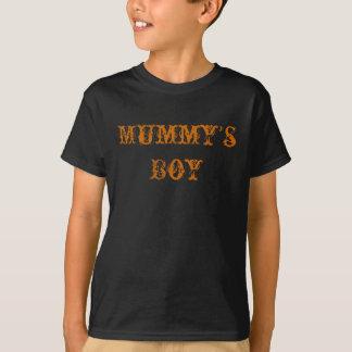 Der Junge der Mama T-Shirt