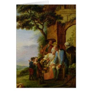 Der Junge von Wirsing und von seinem Murmeltier, Karte