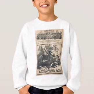 Der Jungen-Stern-Bibliotheks-Nr. 188- Blitz Joe Sweatshirt