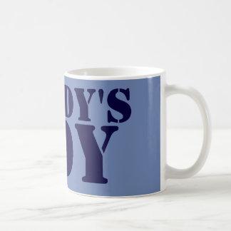 Der Jungen-Tasse des Vatis Kaffeetasse