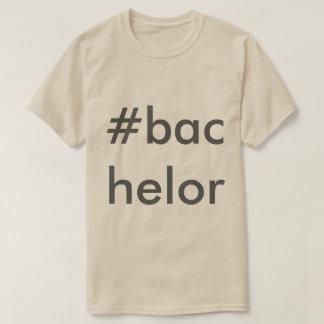 Der Junggeselle-Spitze der Männer T-Shirt