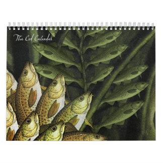 Der Kabeljau-Kalender Kalender
