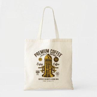 Der Kaffee ist immer eine gute Idee | am Ort Tragetasche