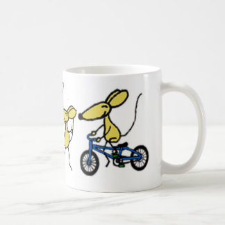 Der Kaffee-Tasse der Maus Kaffeetasse