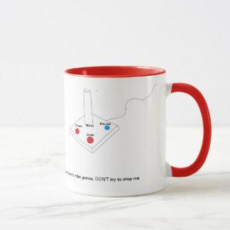 Der Kaffee-Tasse des Gamers Tasse