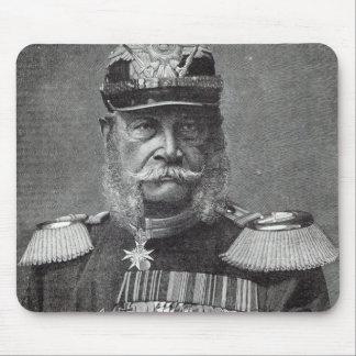 """Der Kaiser Wilhelm, """"von der Freizeit-Stunde"""", 188 Mauspad"""