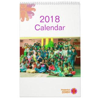 Der Kalender 2018 Baale Mähne