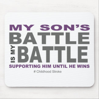 Der Kampf meines Sohns Mousepad