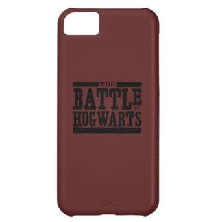 Der Kampf von Hogwarts iPhone 5C Hülle