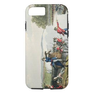 Der Kampf von Waterloo entschied durch den Herzog iPhone 8/7 Hülle