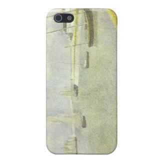Der Kanal von Gravelines durch Georges Seurat Schutzhülle Fürs iPhone 5