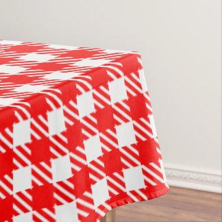Der Karo des Schäfers, Streifen, fertigen Tischdecke