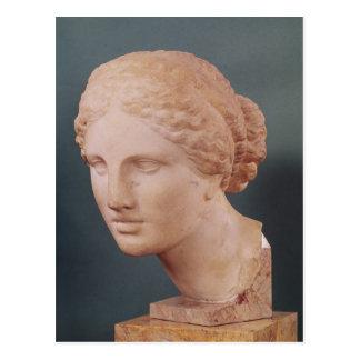 Der Kauffmann Kopf, Kopf der Aphrodite Postkarte