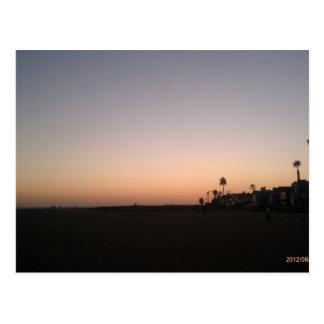 Der Keil-Newport-Strand Kalifornien Postkarte