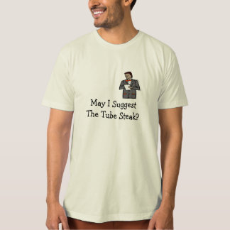 Der Kellner T-Shirt