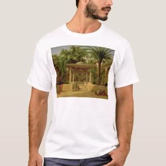 Der Khabanija Brunnen, Kairo, 1845 T-Shirt