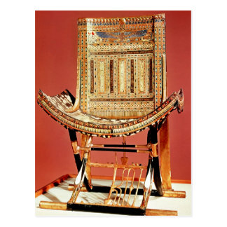 Der kirchliche Thron des Pharaos Postkarte