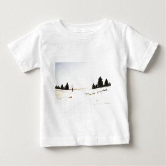 Der kleine Fox Baby T-shirt