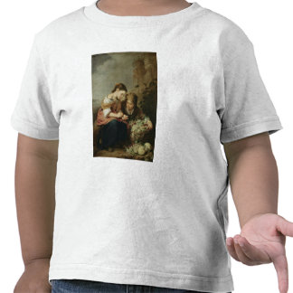 Der kleine Frucht-Verkäufer, 1670-75 T-Shirts