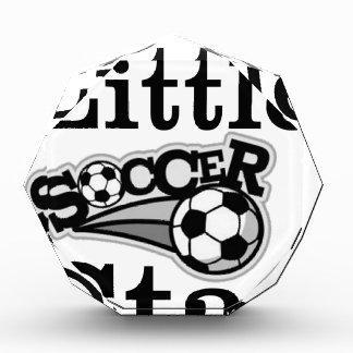 Der kleine Fußballstar des Vatis Auszeichnung