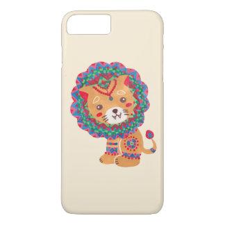 Der kleine König des Dschungels iPhone 8 Plus/7 Plus Hülle