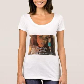Der kleine Maneater des Vatis (EMM) T-Shirt