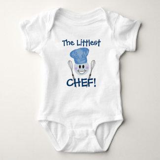 Der kleinste Kochsbaby-Strampler Babybody