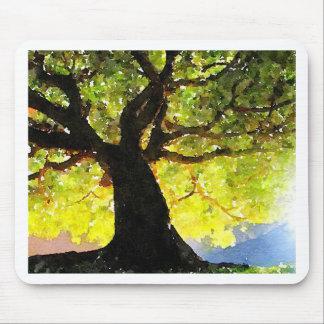 Der kletternde Baum Mauspads