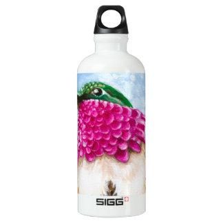 Der Kolibri der Costa Aluminiumwasserflasche