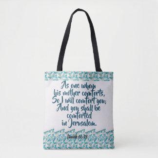 Der Komfort des Gottes ganz vorbei - drucken Sie Tasche