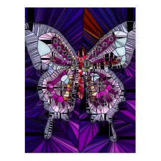 Der königliche Schmetterlings-Effekt - Saphir u. Postkarten