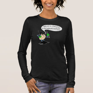 Der Kontrapunkt-Zauberer Langarm T-Shirt