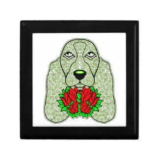 Der Kopf des Hundes 3 Geschenkbox