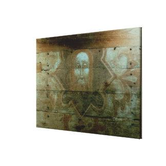 Der Kopf von Christus, c.1280 Leinwanddruck