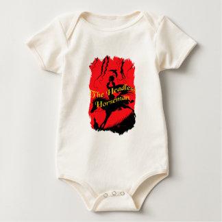 Der kopflose Reiter Baby Strampler