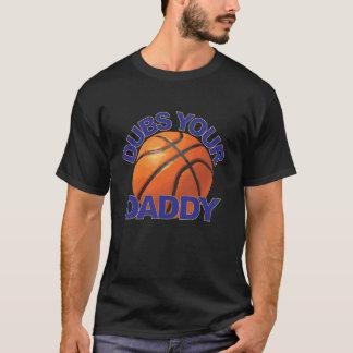Der Korb-Ball-Meisterschafts-T-Shirt TOLLPATSCHE T-Shirt
