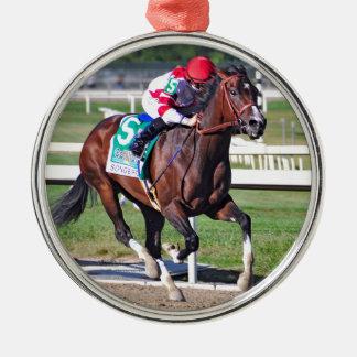 Der Kotillon 2016 Silbernes Ornament