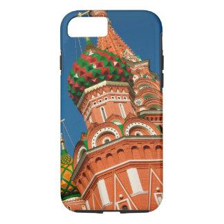 Der Kreml, Vasiliy segnete   Moskau, Russland iPhone 8/7 Hülle