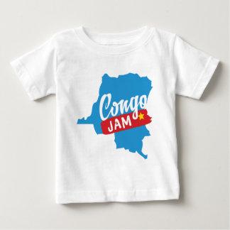 Der Kreuzungs-Kongo-Stau 2014 Baby T-shirt