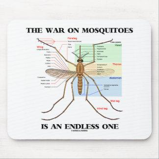 Der Krieg auf Moskitos ist ein endloses (Moskito) Mousepad
