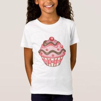 Der Kuchen-T - Shirt des Kindes