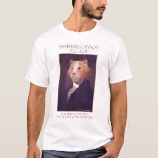 Der kunstvolle Hamster-George-T - Shirt