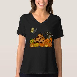 Der Kürbis-Flecken - T-Shirt