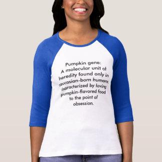 Der Kürbis-Gen-T - Shirt