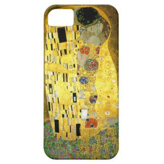 Der Kuss durch Gustav Klimt iPhone 5 Hüllen