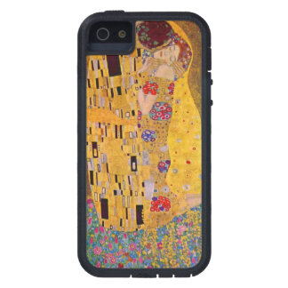 Der Kuss durch Klimt Fall iPhone 5 Cover
