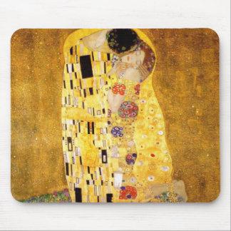 Der Kuss Gustav Klimt Mousepad