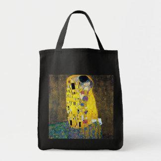 Der Kuss, Gustav Klimt Tasche